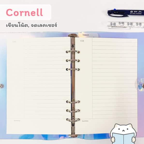 กระดาษรีฟิล Minimal – Cornell