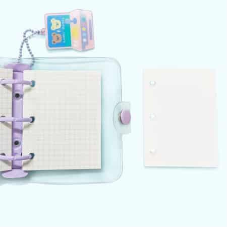 กระดาษรีฟิล 3 รู Mini Note