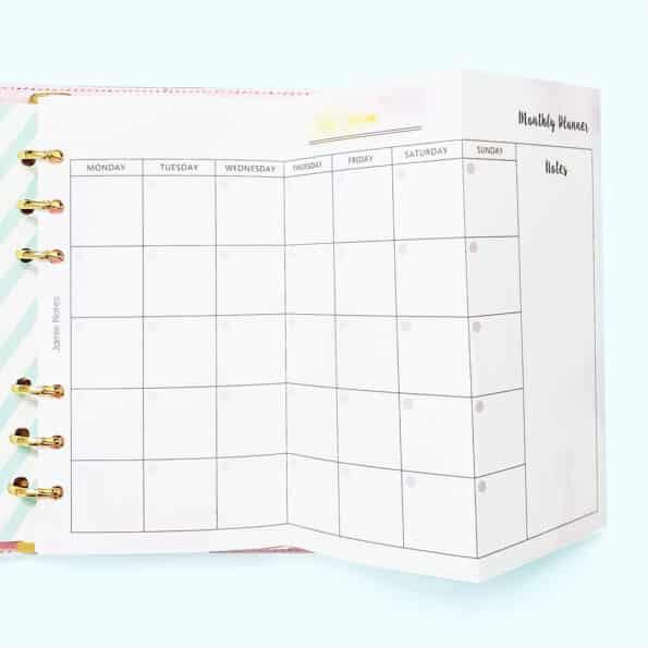 Jamie Undated Monthly Plan – Web