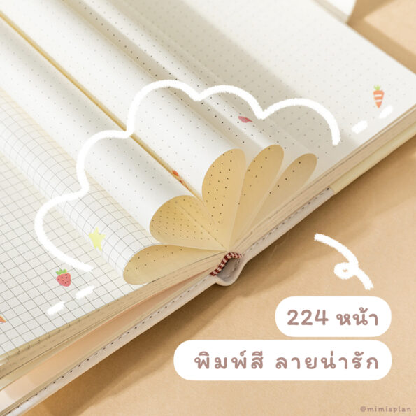 Cute Bear Monthly Planner – 5