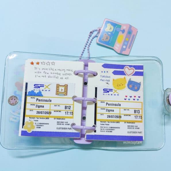 Mini Note 3H – 5