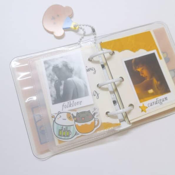 Mini Pocket 3H – 6