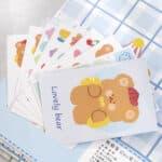 Scott Bear Monthly Planner – Cover – Web