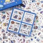Sticker Box Set Big Adventure1