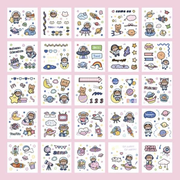 Sticker Box Set Big Adventure6