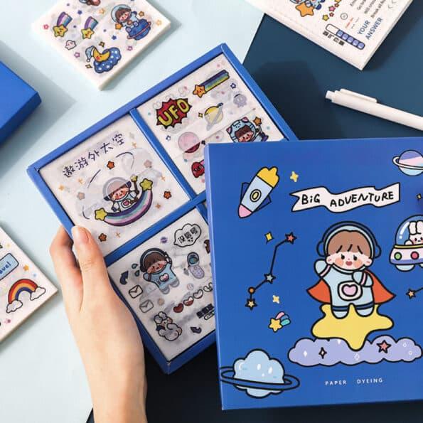 Sticker Box Set Big Adventure9