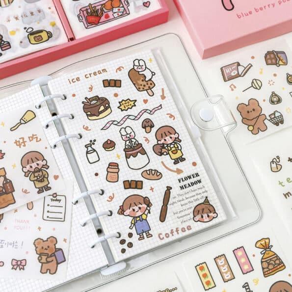 Sticker Box Set Boom7