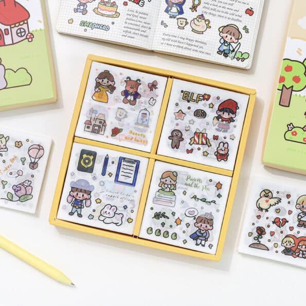 Sticker Box Set Fairy Tale2