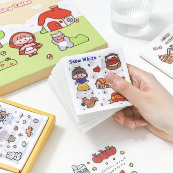 Sticker Box Set Fairy Tale7