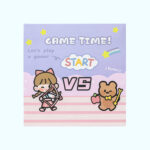 Sticker Box Set Game Time1