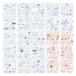 Sticker Box Set Happy Day N4.001