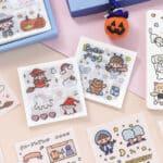 Sticker Box Set Magic World1