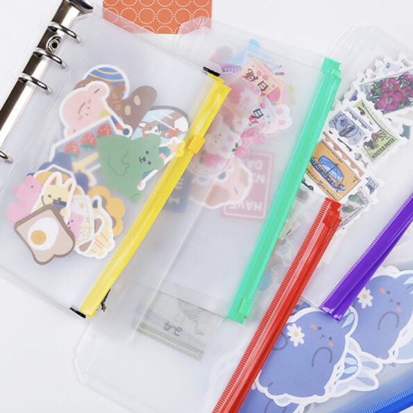 Color Zip Pocket – 005