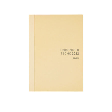 Hobonichi A5 : Cousin Book