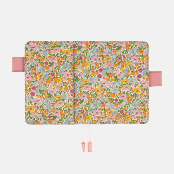 Hobonichi_A6_ 5280_Poppy Forest_front
