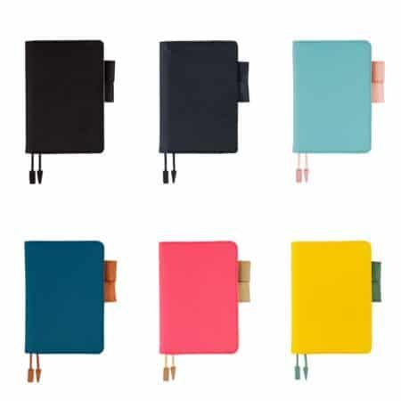 Hobonichi A6 : Colors