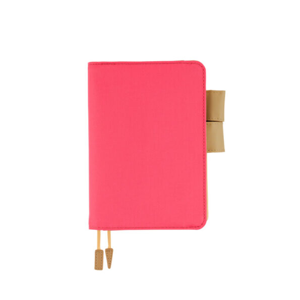 Hobonichi_A6_Colors_E_Caramel Pink