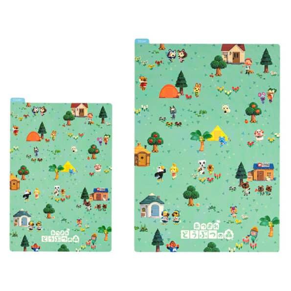 hobonichi_pencilboard_Animal Crossing