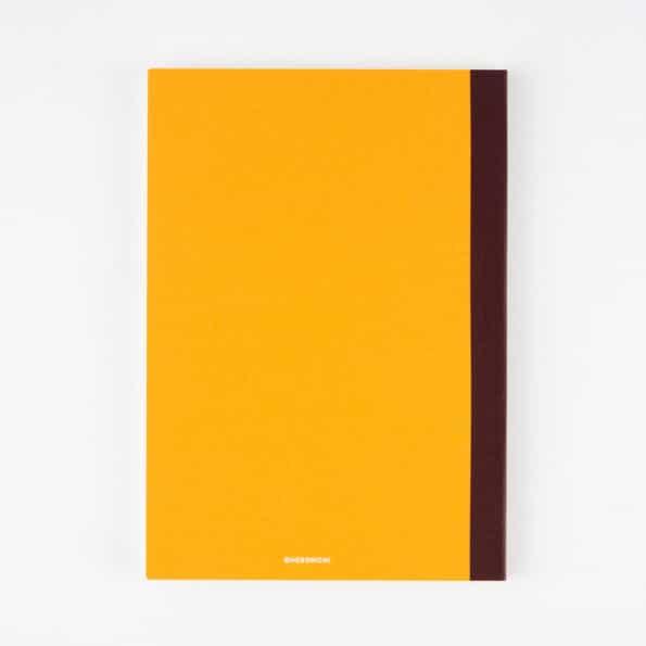 Hobonichi Plain Notebook – Back