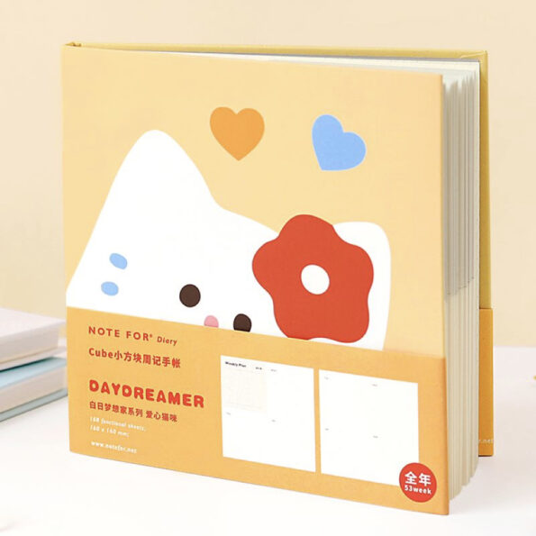 Daydreamer Cube Weekly Planner.009