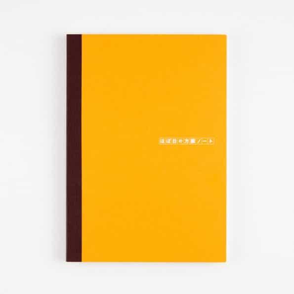 Hobonichi Plain Notebook – Front