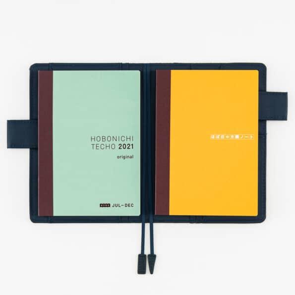 Hobonichi Plain Notebook – in book