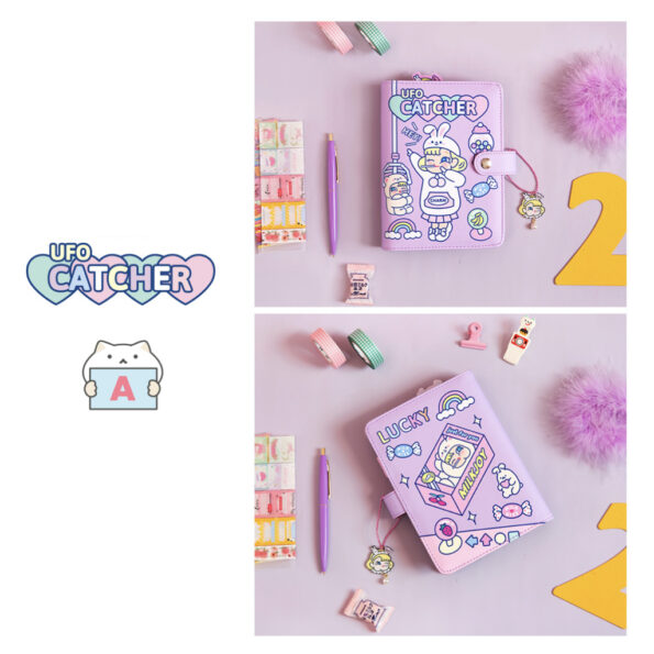 Bentoy Candy Girl Planner Set.014