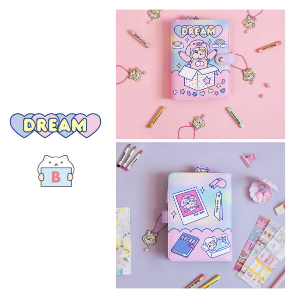 Bentoy Candy Girl Planner Set.015