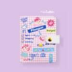 Bentoy Cute Girl Planner Set.001