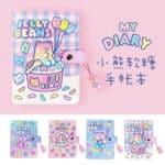 Bentoy Jelly Beans Bear Planner Set .001