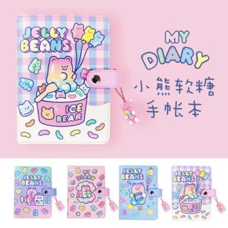 แพลนเนอร์ Jelly Beans