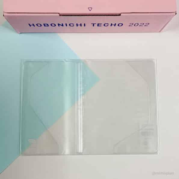 Hobonichi CoC – Clear A6