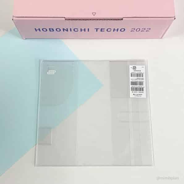 Hobonichi CoC – Clear Weeks