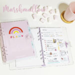 Marshmallow Planner Set 1 Cover – Web