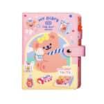My Diary 365 Cake Bear Planner Set.001